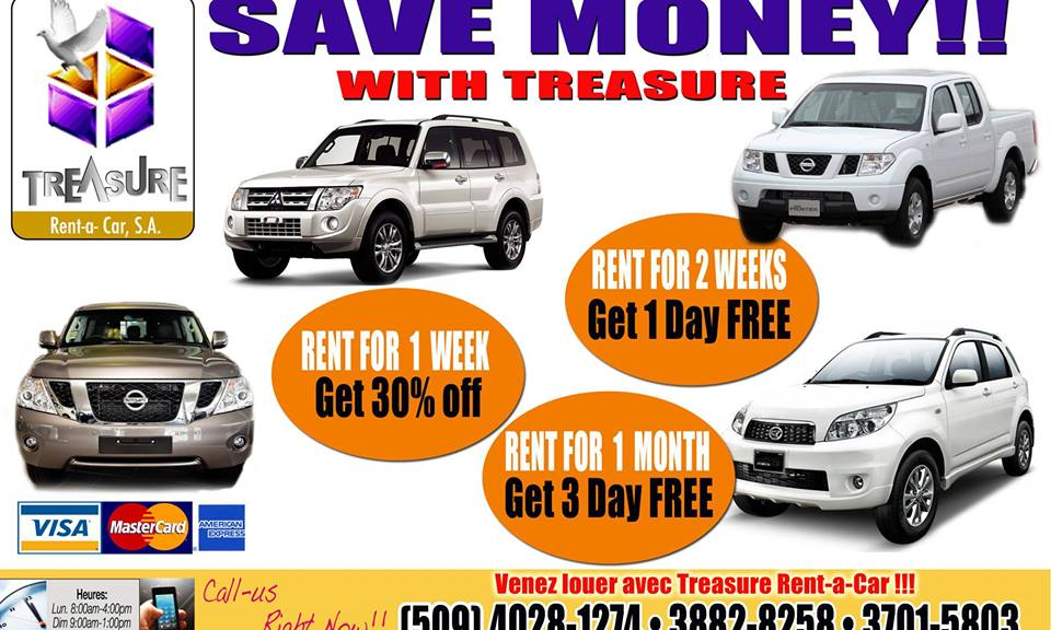 Treasure Rent-A-Car