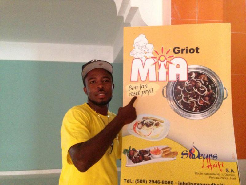 Saveurs d Haiti