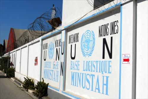 MINUSTAH (Mission des Nations Unies pour la Stabilisation en Haïti)