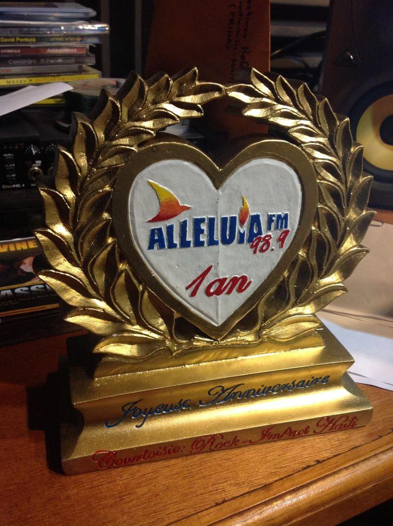 Radio Alléluia (98.9 FM Stereo)