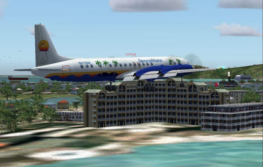 sécurité cubana de aviación
