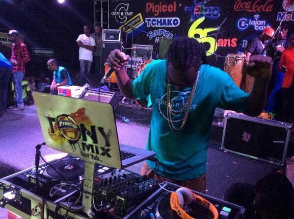 DJ Tony Mix (Mahotiere Thony) - Raboday, Mix Motivation