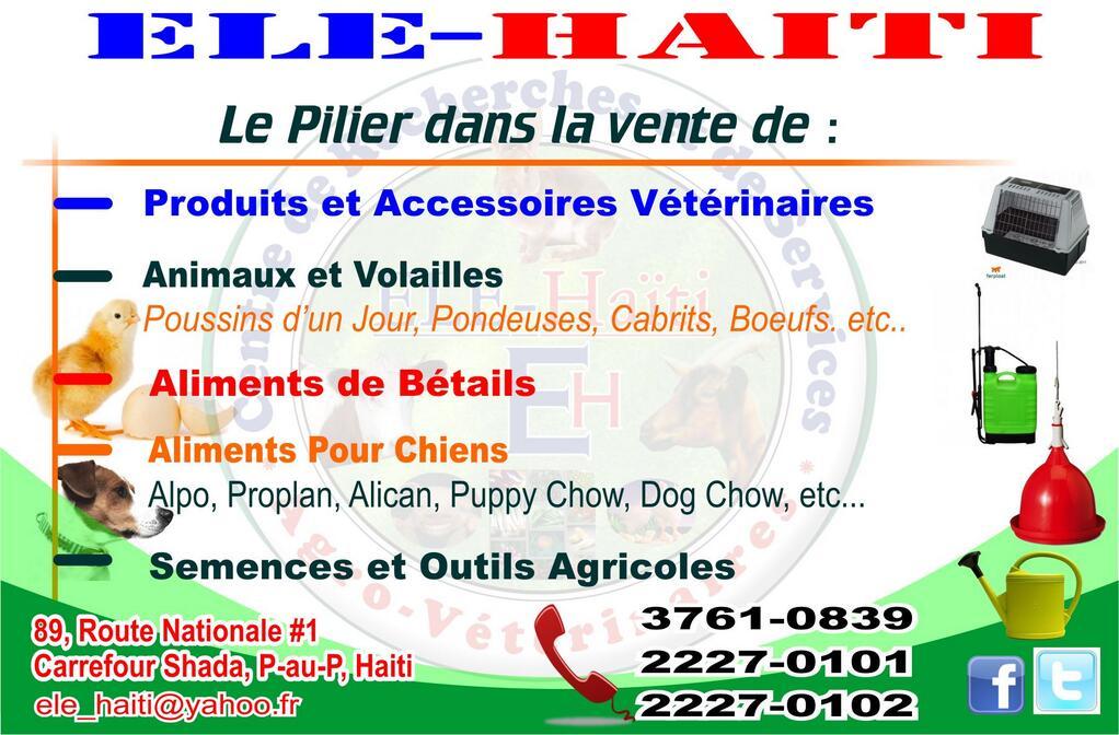 ELE-Haiti (Centre de Recherches et de Services Agroveterinaires)