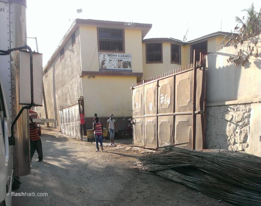 Mont Carmel Materiaux Construction