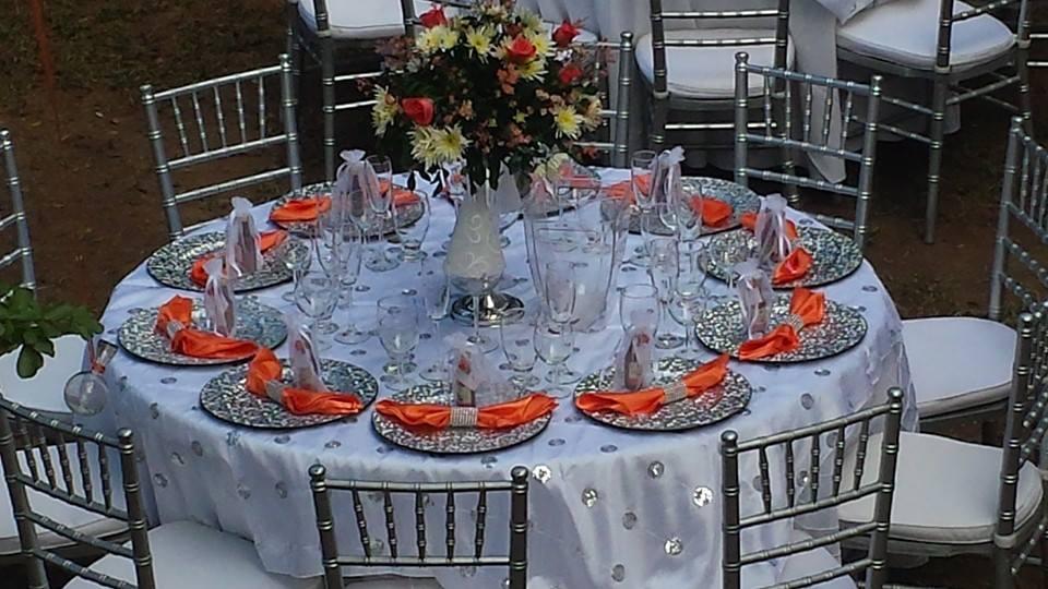 decoration mariage haitien