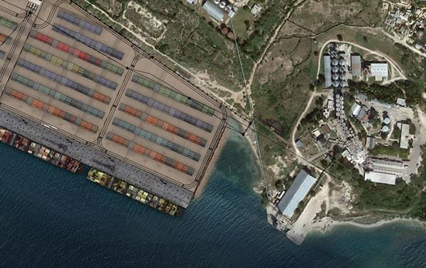 Port Lafito / Haiti