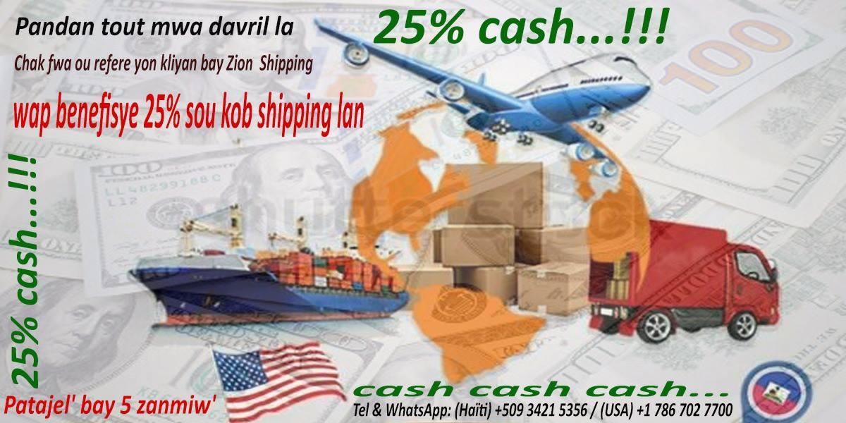 Zion Shipping