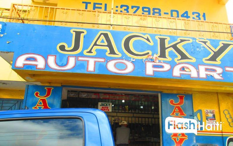 Jacky Auto Parts