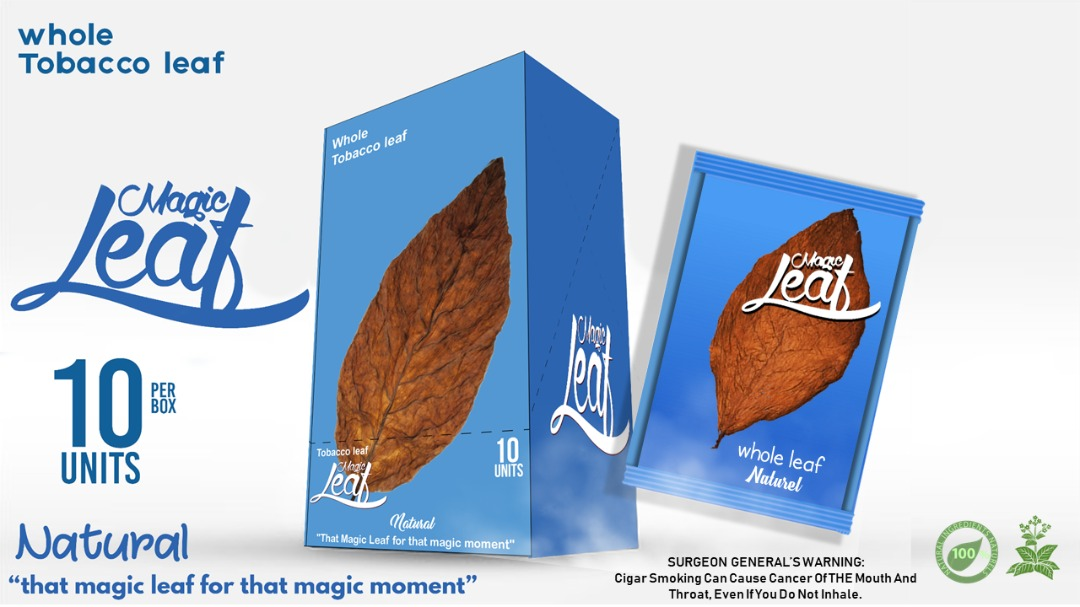 Magic Leaf