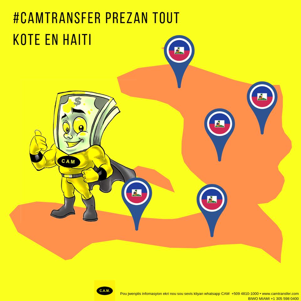 CAM Food Transfer