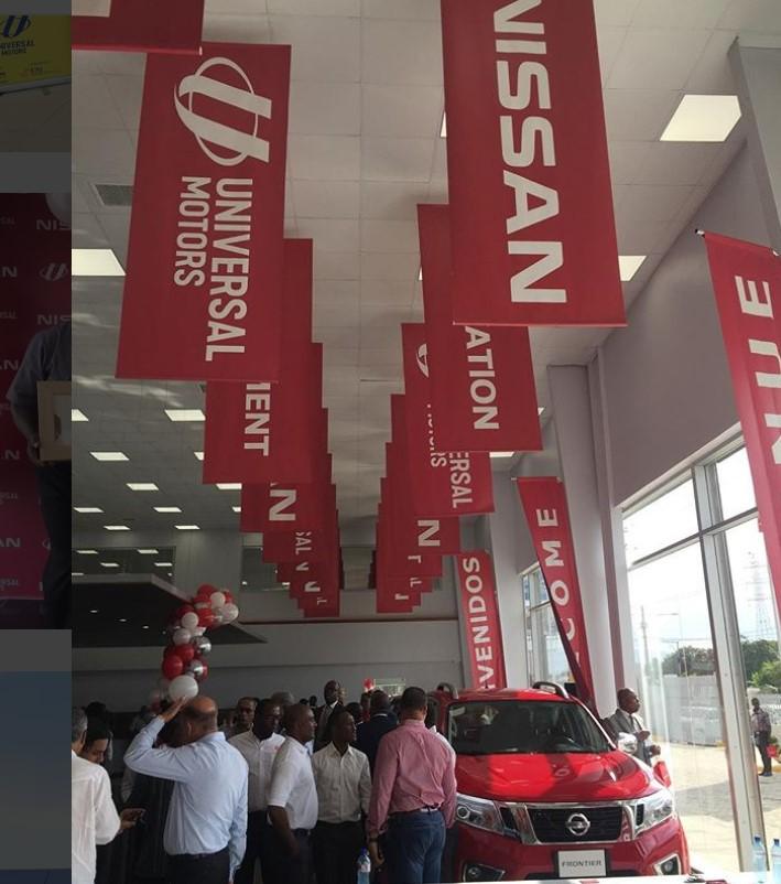 Car For Sale In Haiti: Universal Motors S.A. (Nissan Haiti
