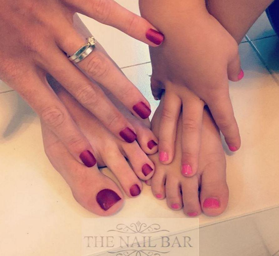 Nail Bar: The Nail Bar Haiti - Beauty Salon