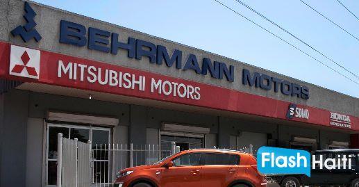 Behrmann Motors