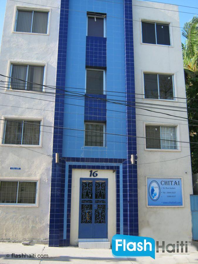 Chitai (Centre Haitien d Investigation et de Traitement Avance de l Infertilite)