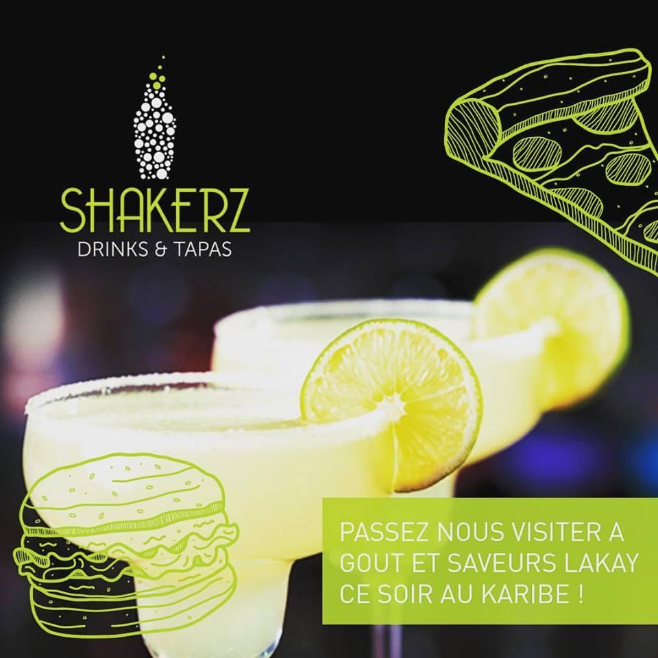 Shakerz Drinks & Tapas