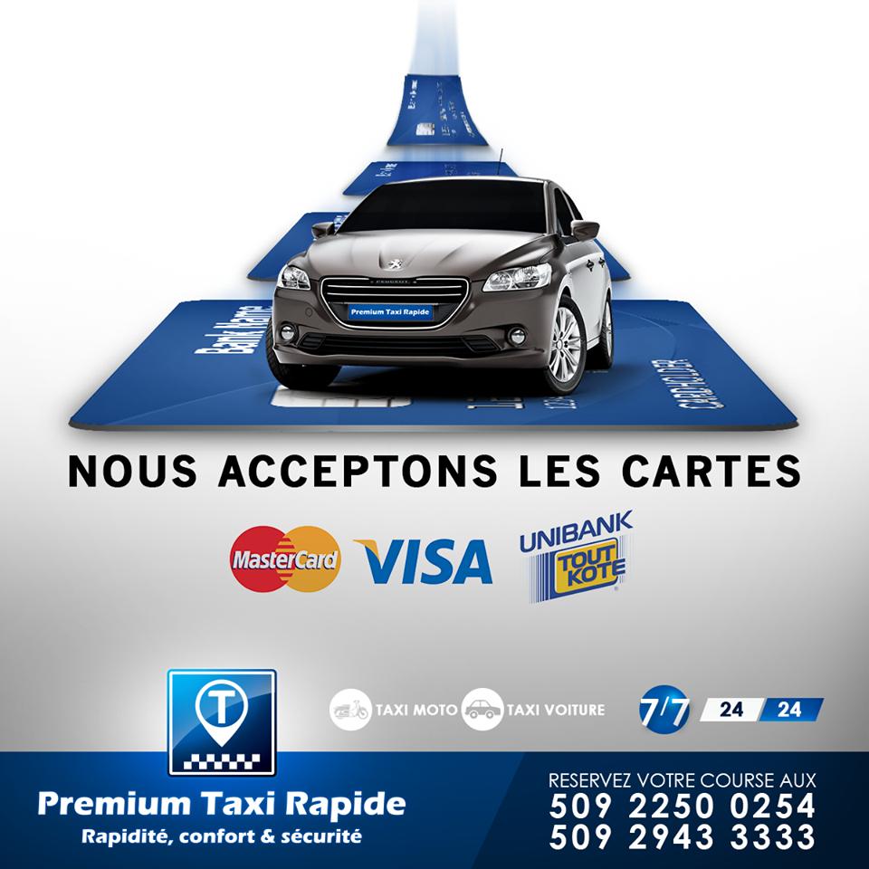 Premium Taxi Rapide