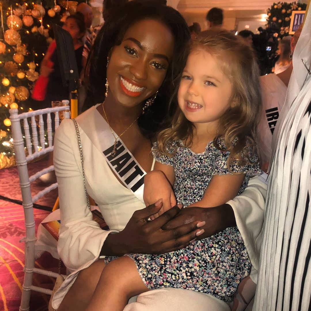 Samantha Colas - Miss Haiti Universe 2018