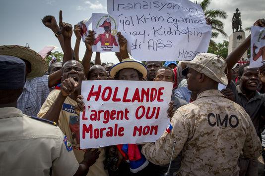 Dette d Haiti