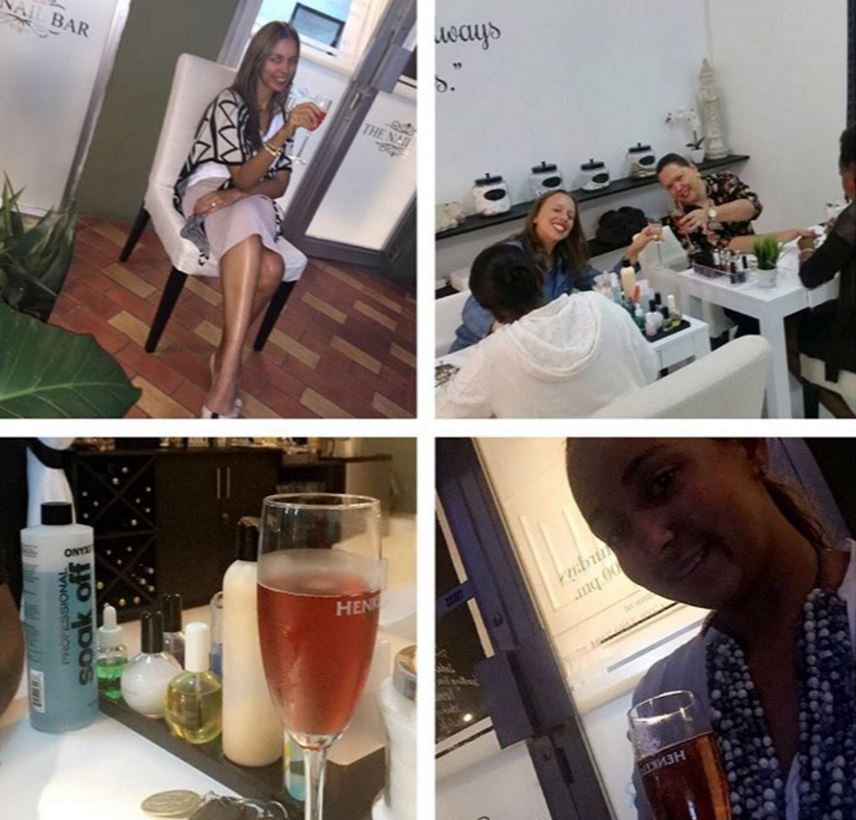 The Nail Bar Haiti - Beauty Salon