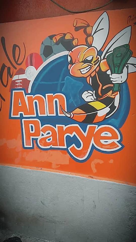 Ann Parye