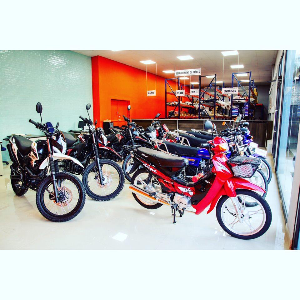 Orange Moto (DEKA Group)