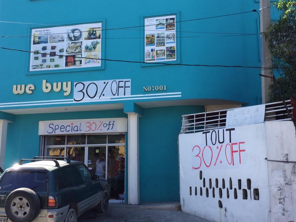 We Buy Haiti