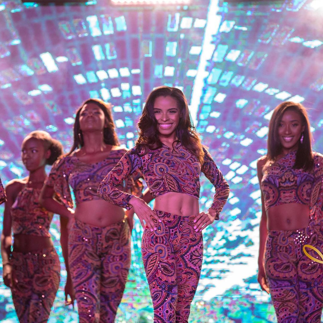 Gabriela Clesca Vallejo - Miss Haiti Universe 2019