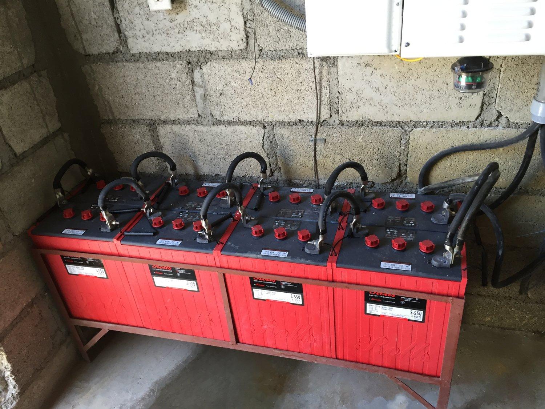 Invertech Haiti Seller Of Inverters Trojan Rolls