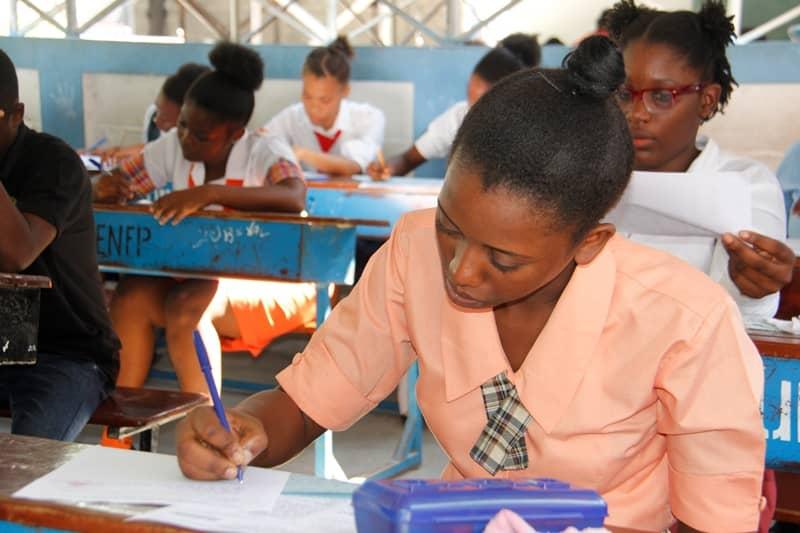 Resultat Examen 9eme 2019 Haiti