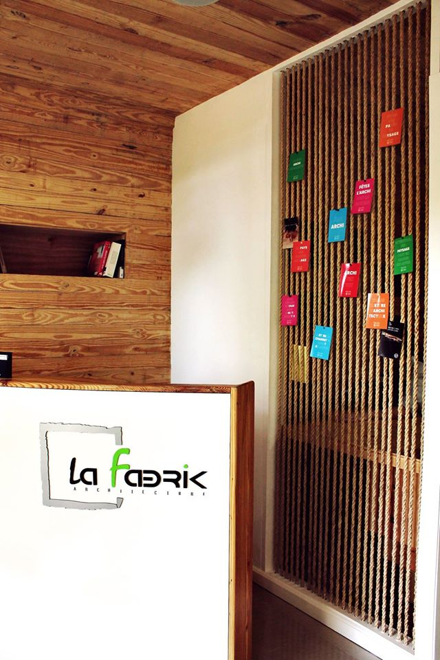 La Fabrik Architecture Office Design