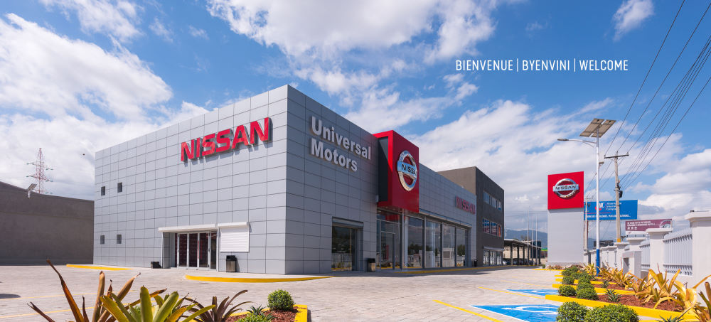 Universal Auto Plaza >> Universal Motors S A Nissan Haiti