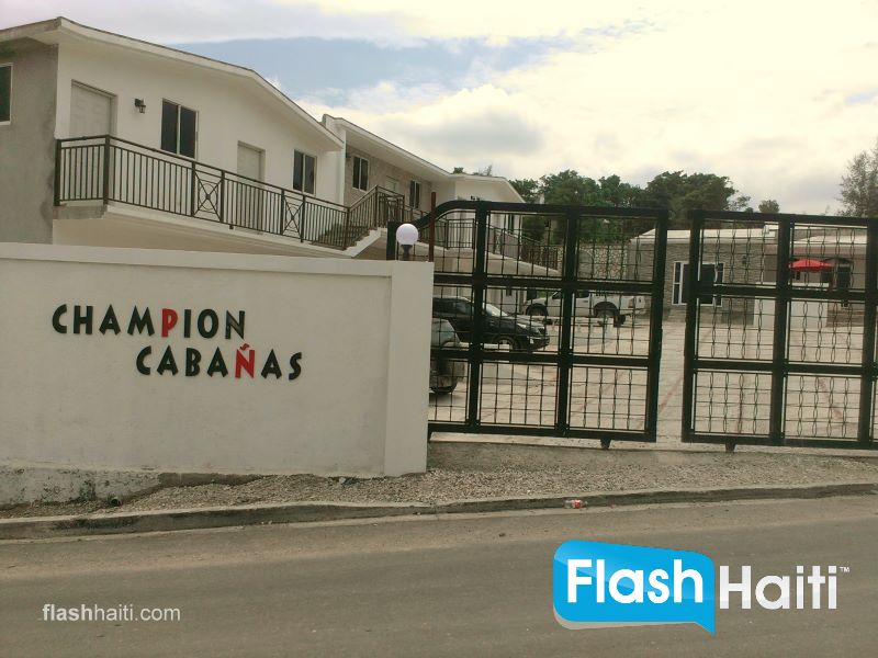Champion Cabanas