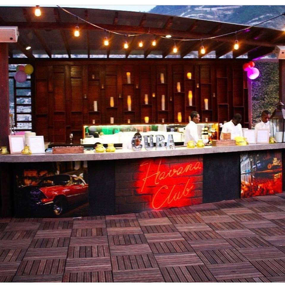 Asu Rooftop Lounge