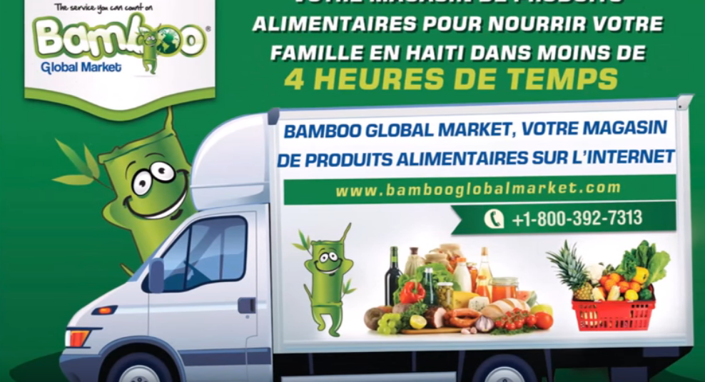 Bamboo Global Market