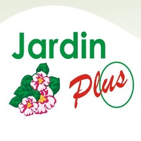 Jardin plus for Logo jardin
