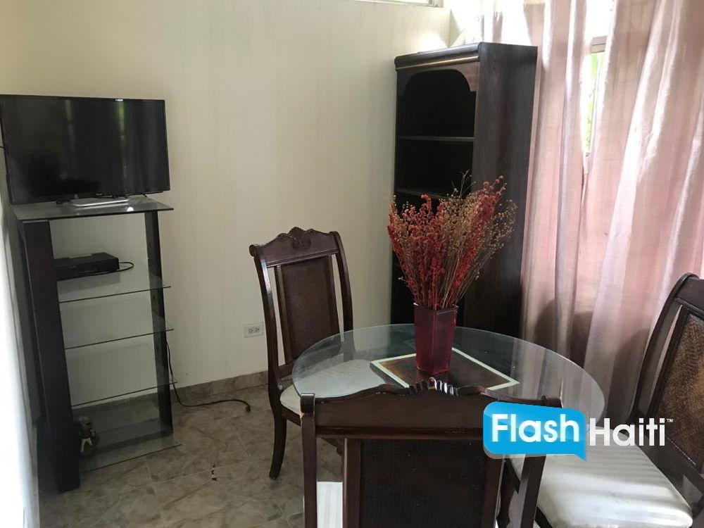 Studio Apartment at Route de Freres