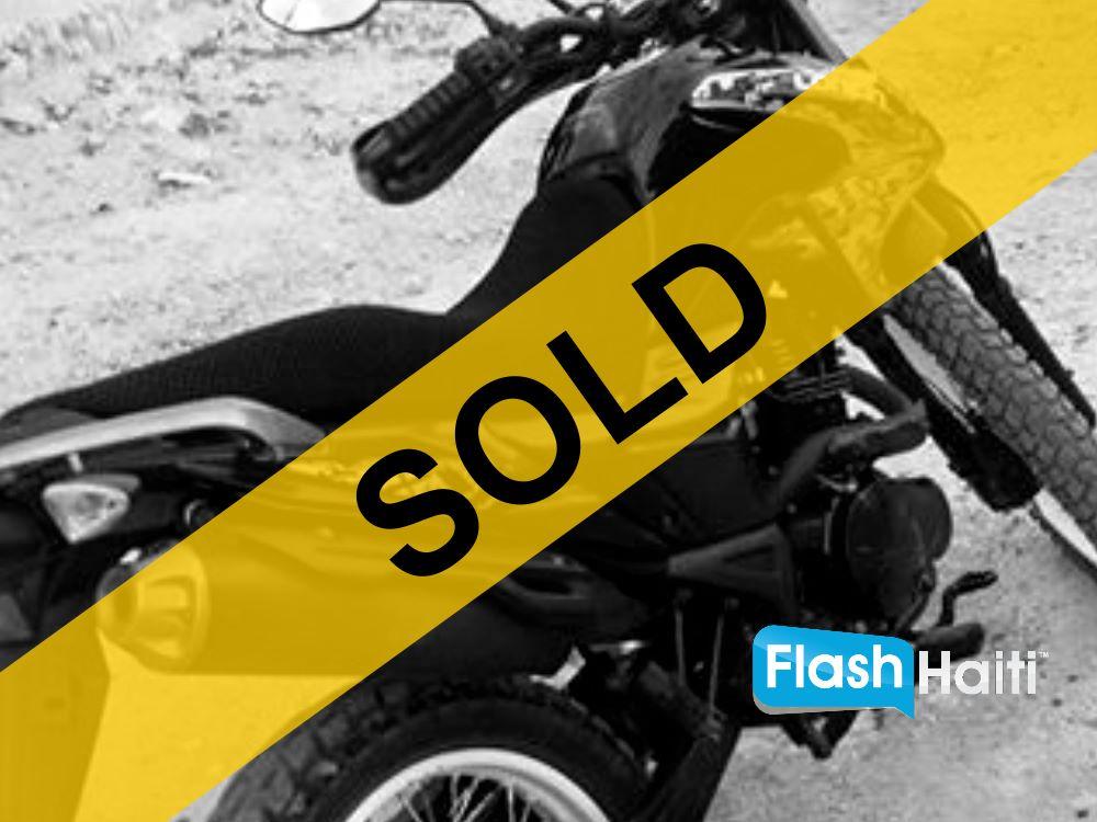 2017 Loncin 200cc Motorcycle