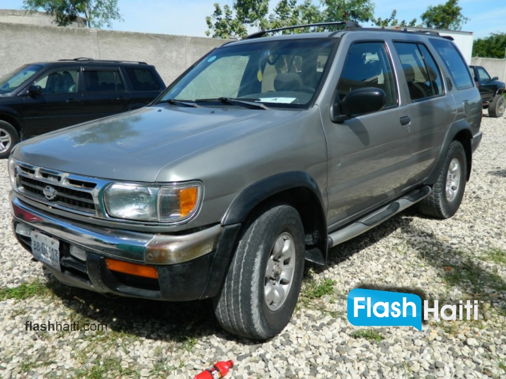 1998 nissan pathfinder for sale in haiti flash haiti. Black Bedroom Furniture Sets. Home Design Ideas