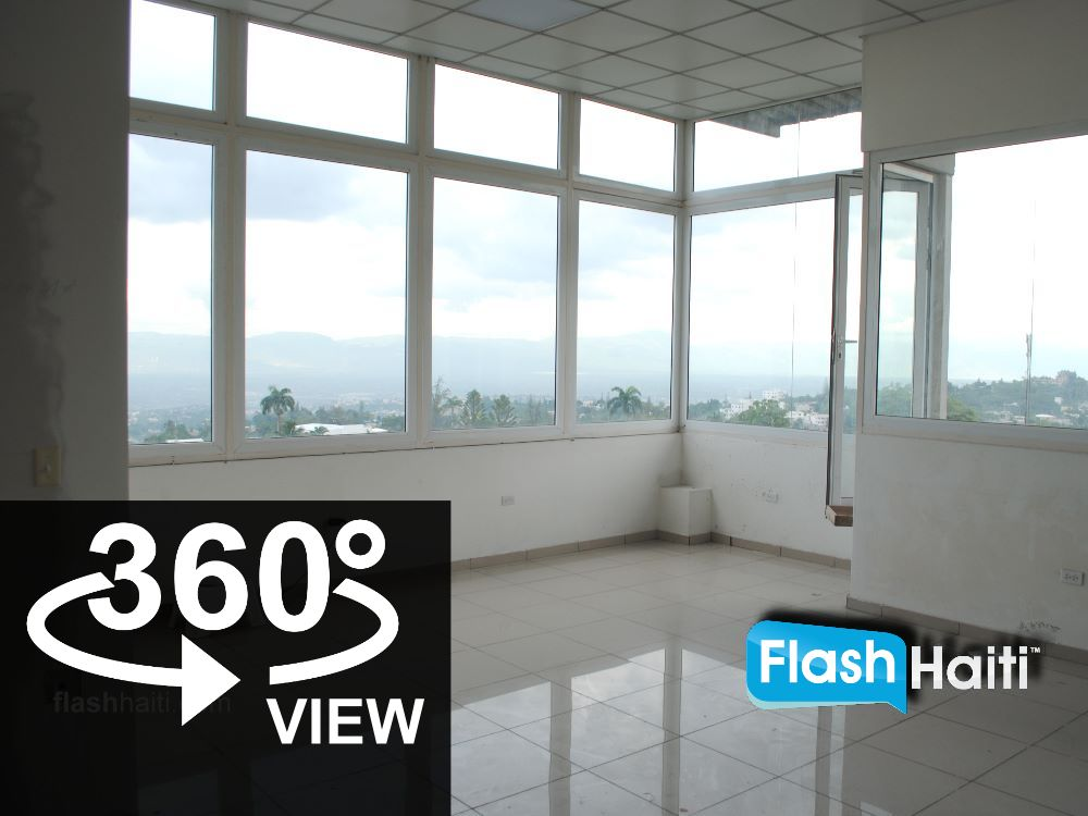 Executive Office Suite in The Heart of Petion-Ville | Flash Haiti