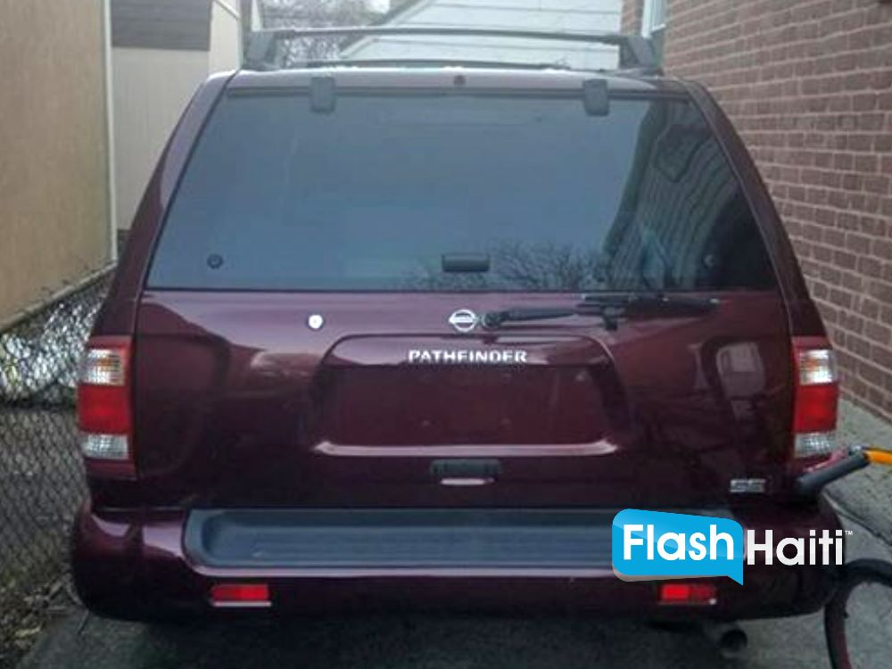 2002 nissan pathfinder voiture a vendre pas cher haiti. Black Bedroom Furniture Sets. Home Design Ideas