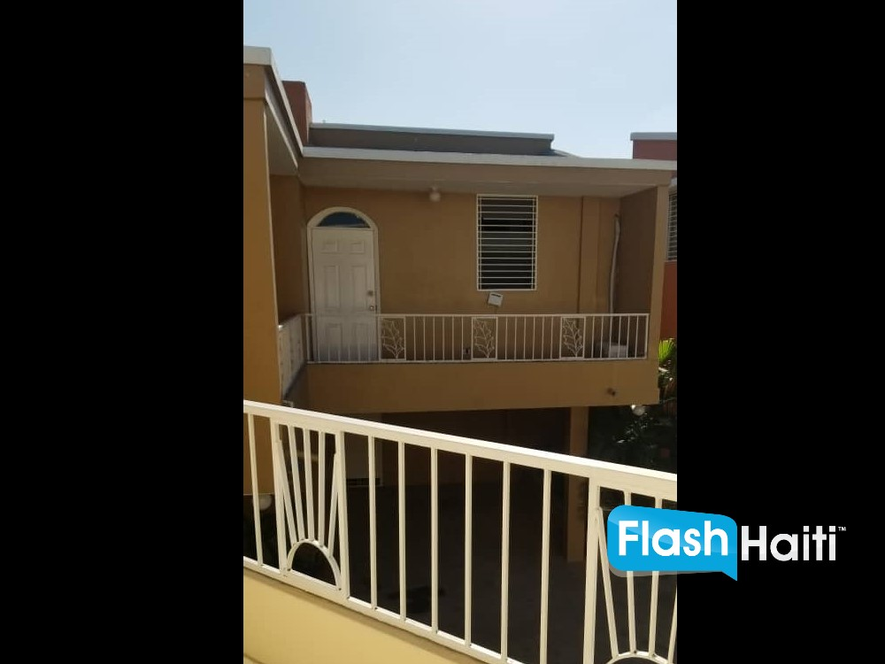 3 Bed, 2.5 Bath Townhouse for Rent at Route de Freres