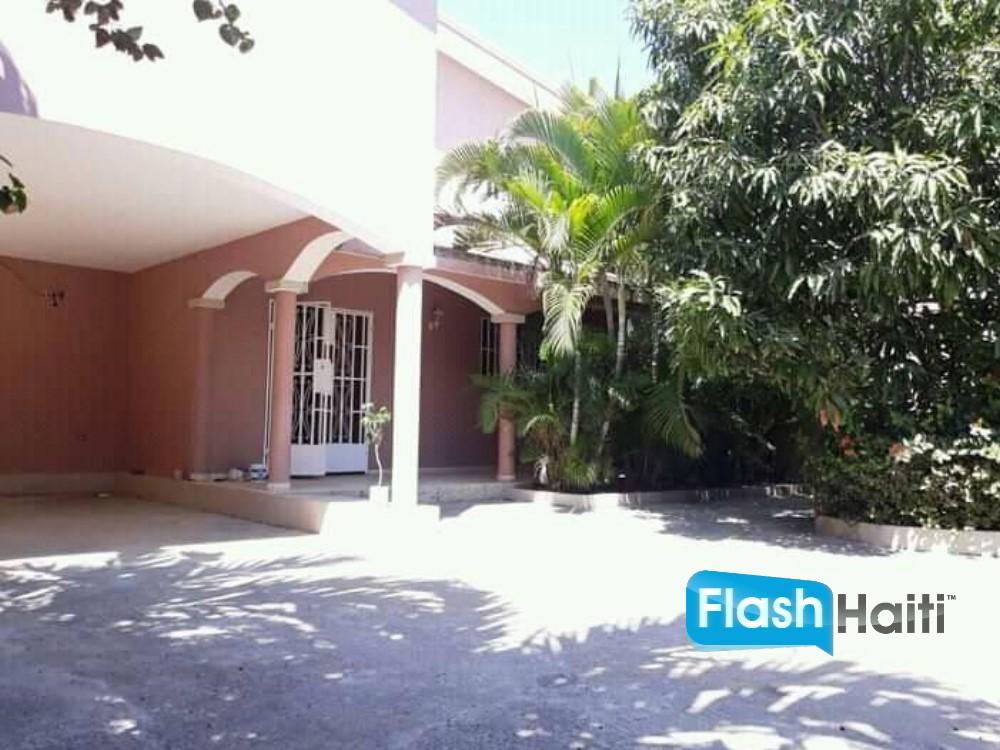 Maison a Affermer au Cap Haitien - Zone Monbin Lataille