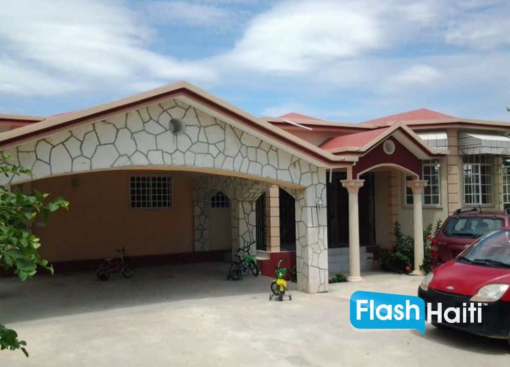 House for Rent or for Sale in Tabarre