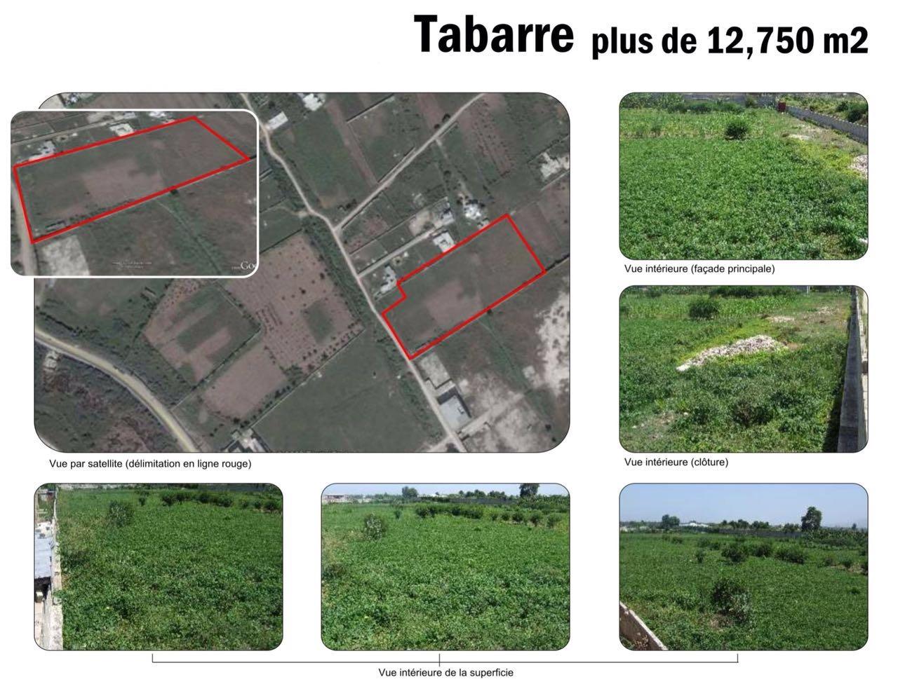 12,750 m2 Terrain à Vendre à Tabarre, Haiti