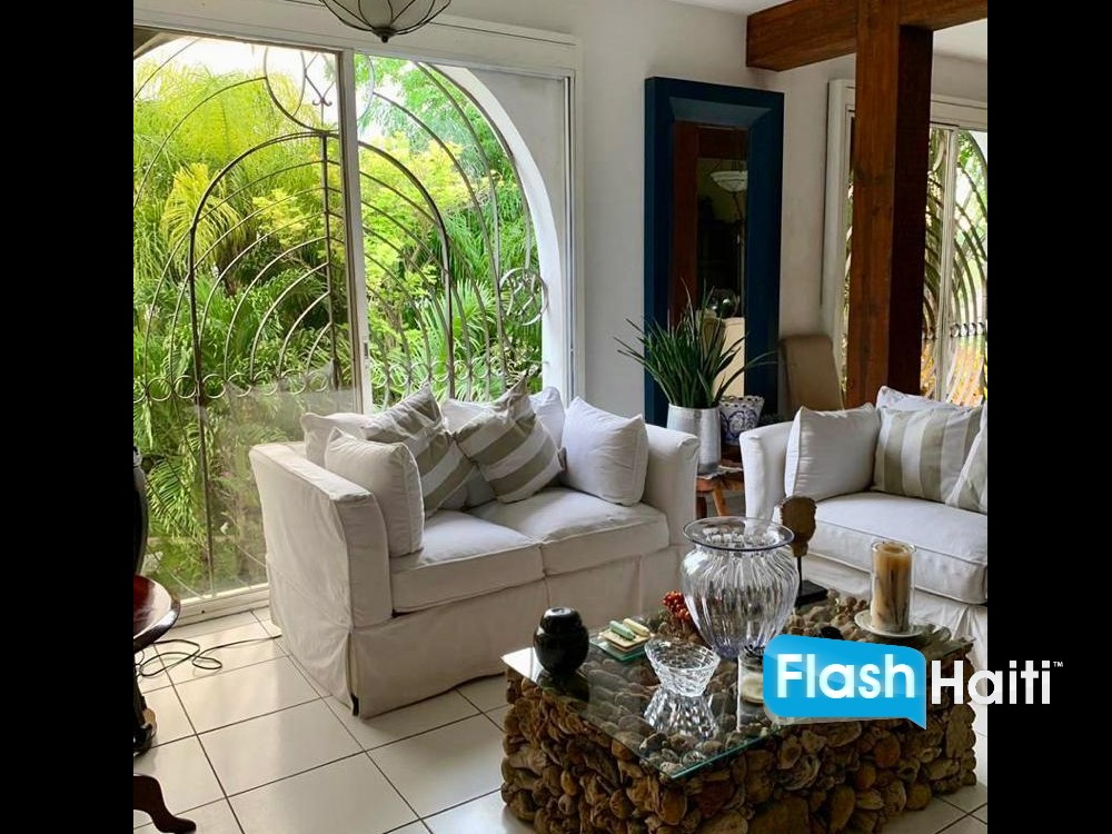 Fully Furnished House For Sale in Prime Location