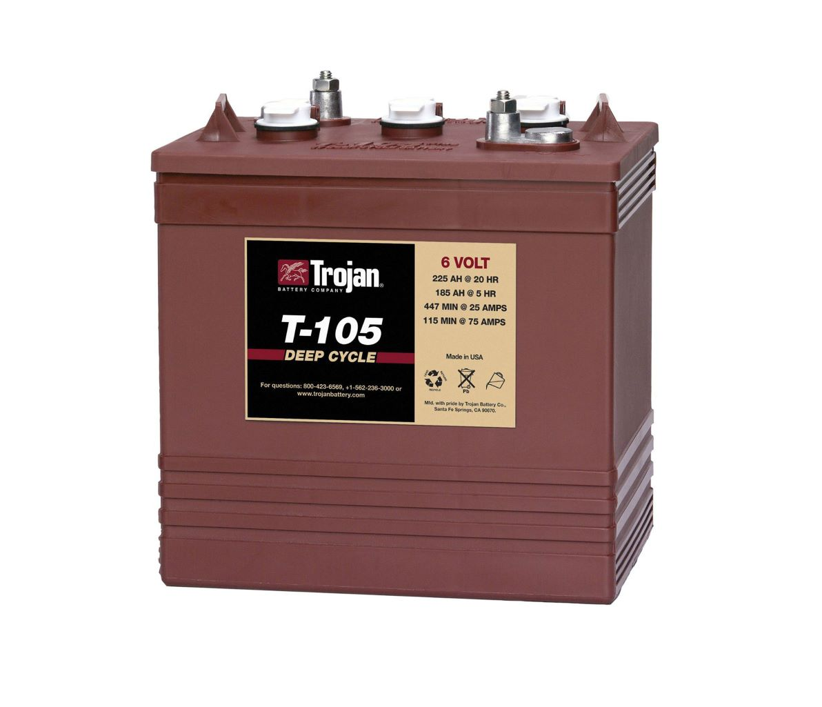 6v Trojan Batteries