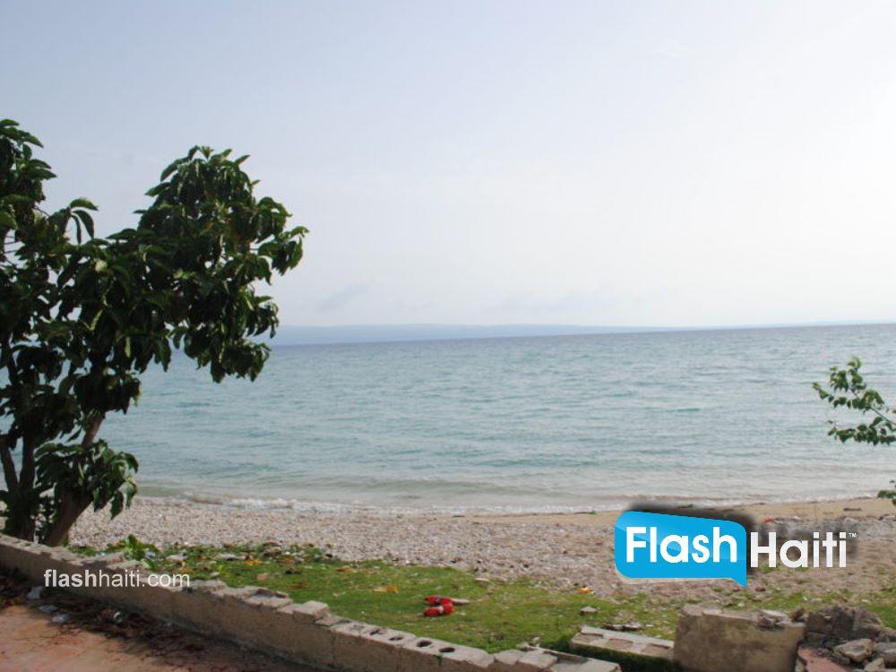 5,300 m2 Beachfront Land For Sale