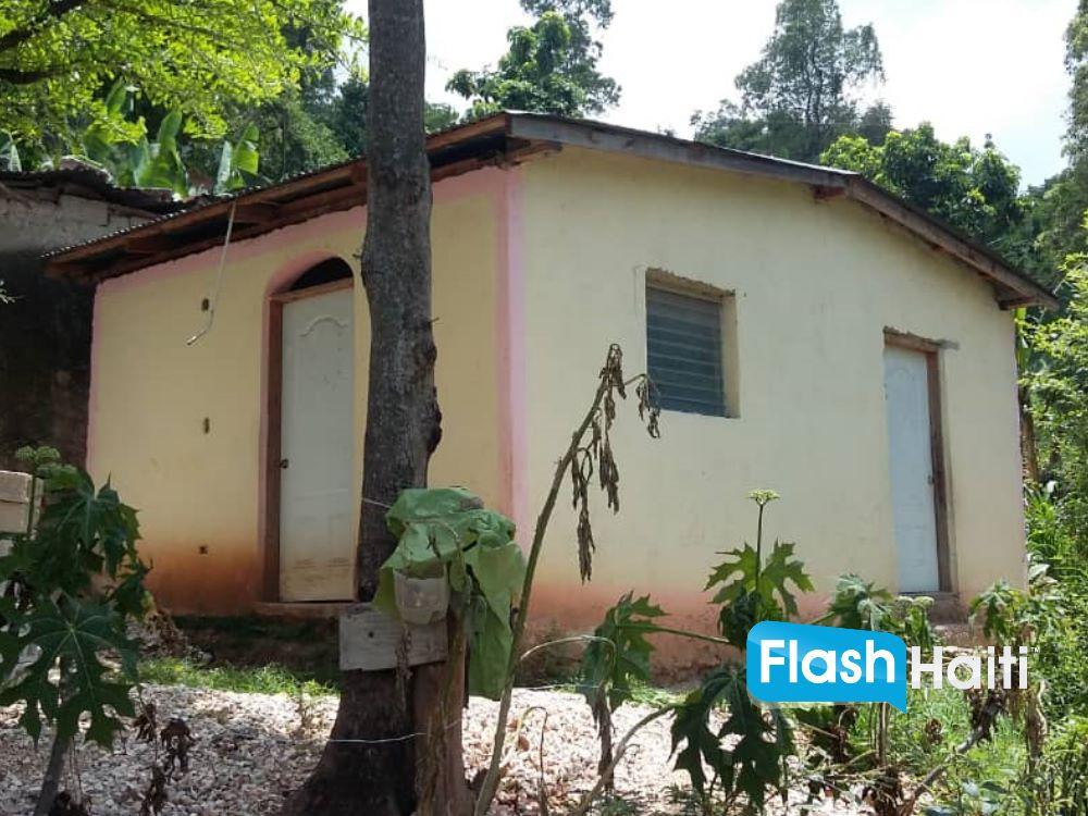 Maison A Vendre Haiti 2018