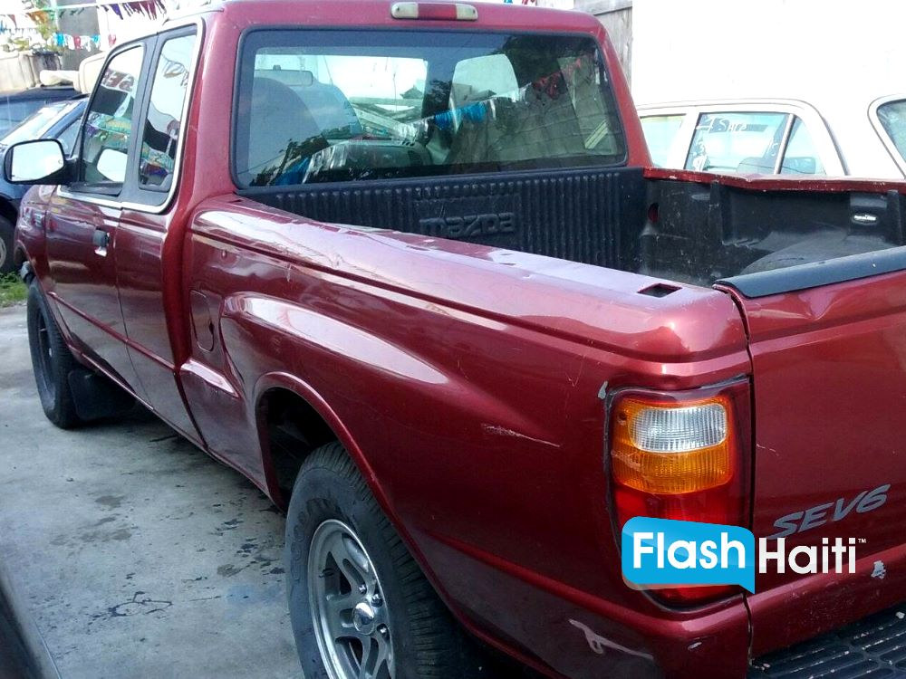 2002 mazda b300 pickup truck for sale in haiti mazda haiti. Black Bedroom Furniture Sets. Home Design Ideas