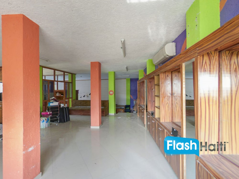 Commercial Space on Main Delmas Road